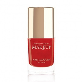 NAGELLACK GEL FINISH - STYLISH RED