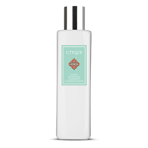 UTIQUE LUXURIÖSES DUSCHGEL GRAPEFRUIT & ORANGE BLOSSOM